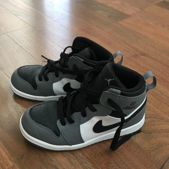 Nike Shoes | Kids Nike High Tops Size